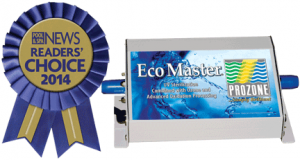 Eco Master Top 50 Products 2014 of Pool and Spa News Link to page