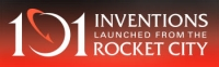 101 Rocket City Inventions Exhibit Logo