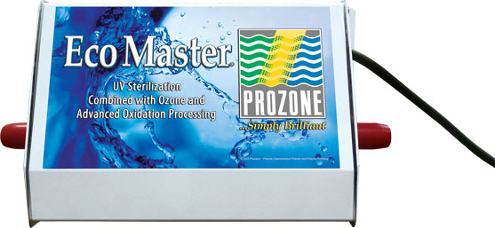 Eco Master® Spa Ozone Generator ozonator photo