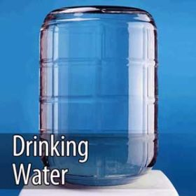 ozone for purifying drinking water