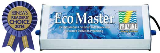Eco Master Pool Ozonator photo
