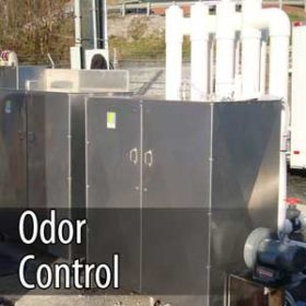 Lift Station Odor Control