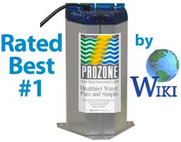 #1 Best Rated Pool Ozone Generator PZ4