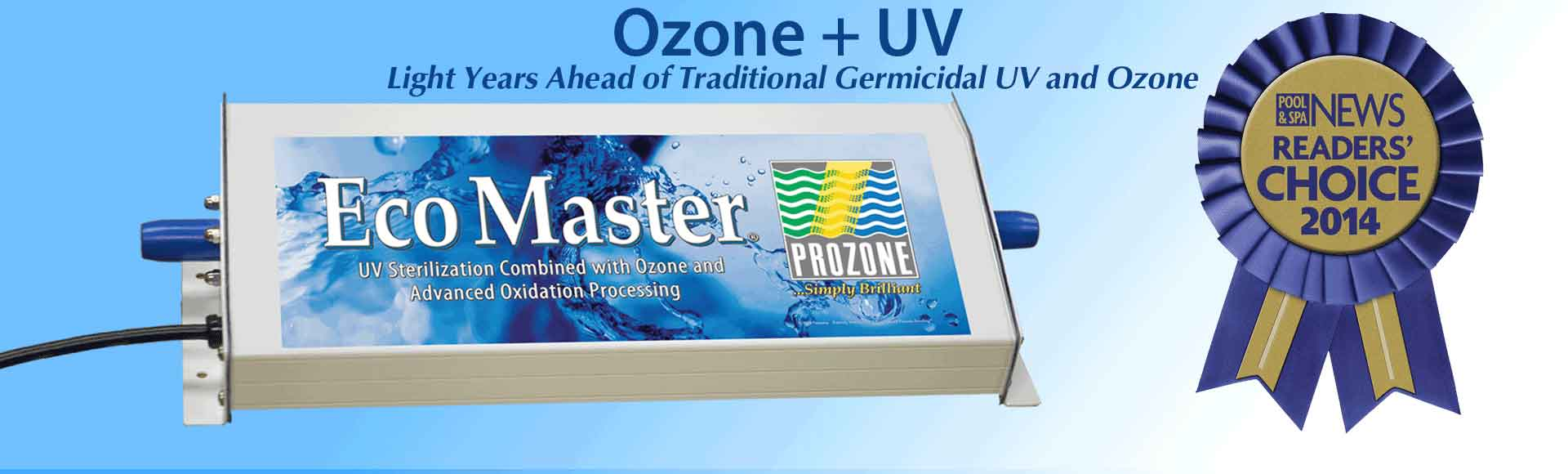 Eco Master Pool Ozonator Top 50 products of 2014