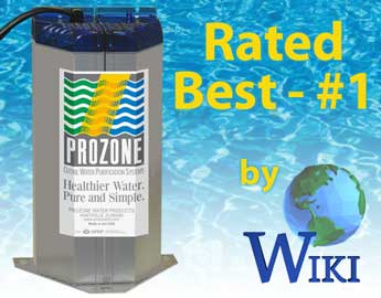 rated number 1 pool ozone generator