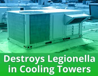 ozone for cooling towers