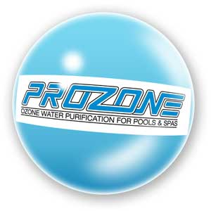 Prozone logo from 1981 in a bubble