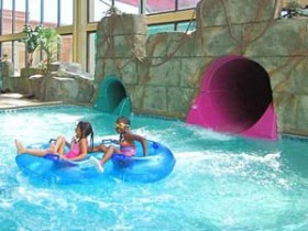 Indoor Water Slide