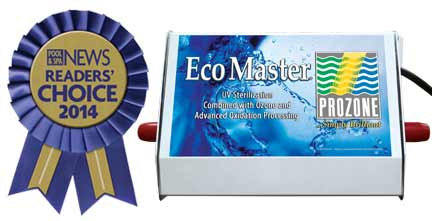 Eco Master Ozone Generator Top 50 products