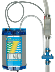 CSS-5 Ozone/salt Chlorine Generator photo