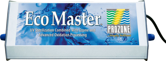 Eco Master 174 For Pools Ozone Amp Advanced Oxidation Systems