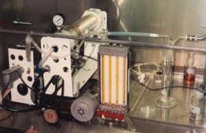Barnes' NASA Water Purification Invention Rig