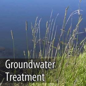 ozone for treatment of groundwater