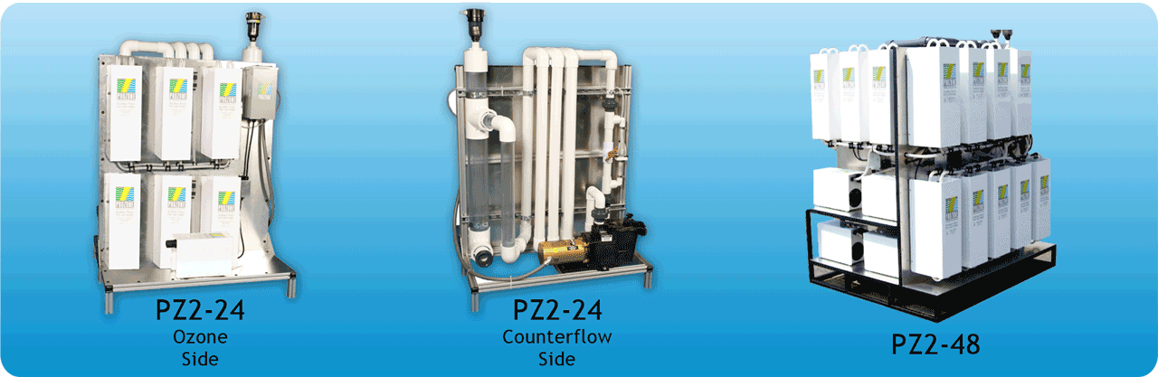 PZ2-24 and PZ2-48 Ozone Packages