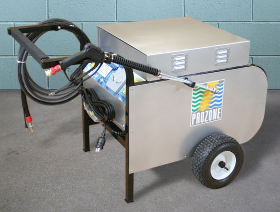 Surface Sanitation Sprayer Prozone