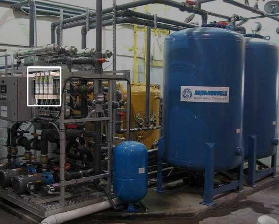 Prozone Ozone Generator PZ3-Xs used by Aqua Recycle®